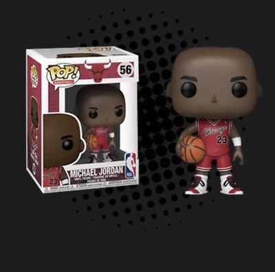 Funko POP! NBA Chicago Bulls Michael Jordan Preorder #56