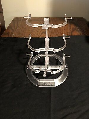 OAKLEY 3 Tier Oakley Sunglass Display Stand (Rare) 4.0 Oakley Stand