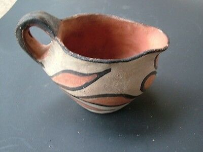 Santo Domingo Pottery Creamer