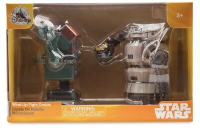 Disney Parks Star Wars ( Solo ) - Wind Up Fight Droids - MISB