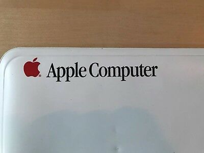 Extremely Rare Vintage Apple Mousepad (early 90's?)