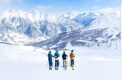 Ski holiday French Alps From *£229*.. 5* rated service