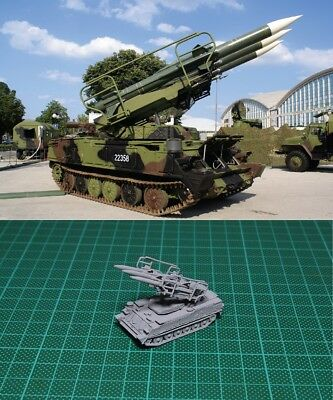 1/144 SA-6 Gainful Air Defense Missile Launcher Resin Kit