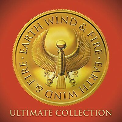 Brand New & Sealed - Earth Wind & Fire - Ultimate Collection