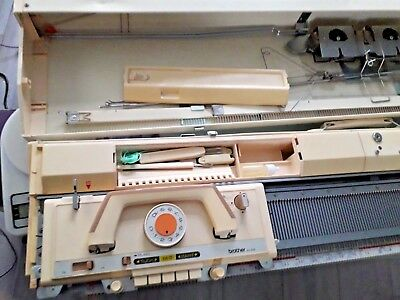 Brother KH830 knitting machine- Serviced