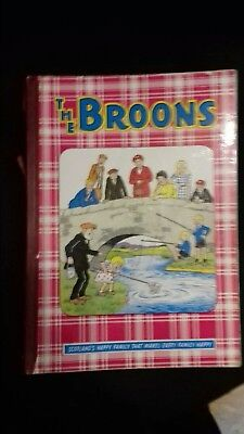 The Broons Annual 1969 DC Thomson