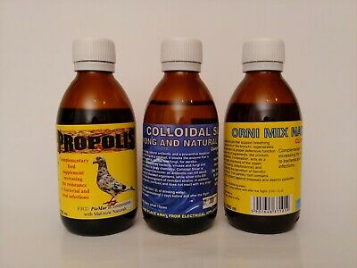 Adenovirus herbal medicine and prevent for racing pigeon, chickens and turkey.