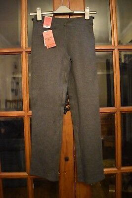 Marks and Spencer girls knitted trousers 9-10 years