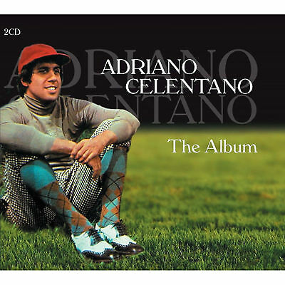 Adriano Celentano - The Album 2 CD NEU OVP