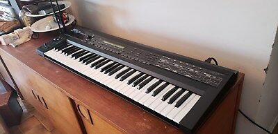 Vintage ROLAND D-50 Synthesizer Excellent New Battery Ready to play Ship Fast