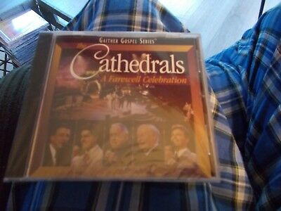 Gaither Gospel Series Cd Cathedrals A Farewell Celebration Brand New Sealed