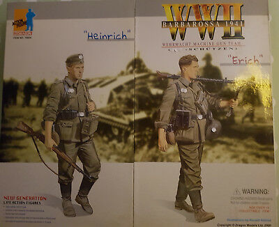 "action figur 1/6 Dragon ""Erich und Heinrich"""