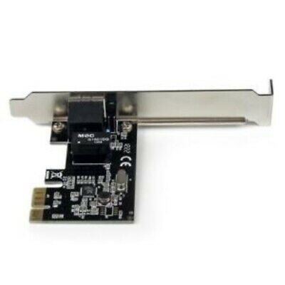 NEW STARTECH ST1000SPEX2 PCIE GIGABIT NETWORK SERVER ADAPTER NIC.b.