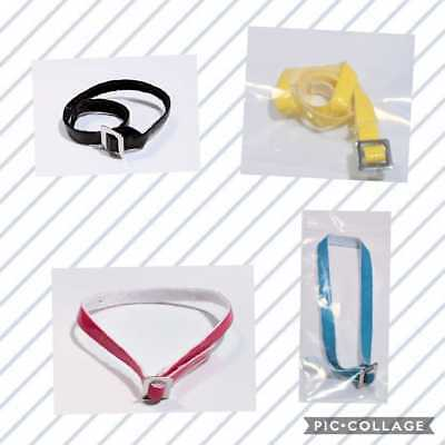 Barbie Doll ~ BARBIE BASICS BELTS *CHOOSE COLOR* Accessories Thin Silver Buckle