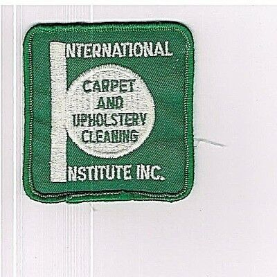Patch: International Carpet And Upholstery Cleaning Institute, Inc.