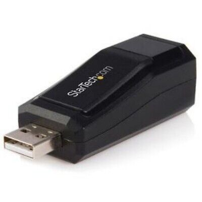NEW STARTECH USB2106S USB TO ETHERNET NETWORK ADAPTER.b.
