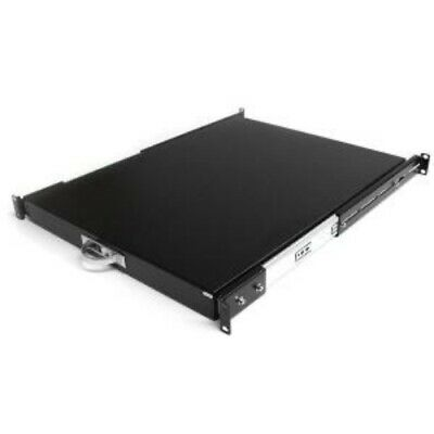 NEW STARTECH SLIDESHELFD 22 DEEP SLIDE SERVER RACK CABINET SHELF.b.