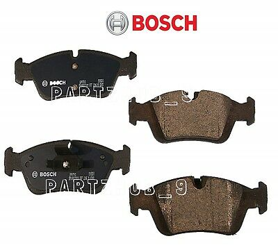 For BMW E36 Set of Front /& Rear Disc Brake Pads /& Sensors Bosch KIT