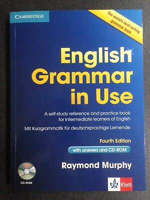 English Grammar in Use with Answers and CD-ROM, von Raymond Murphy, 2012