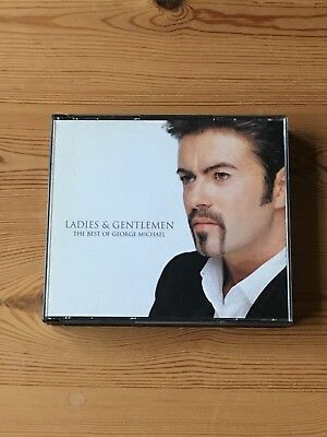 Ladies And Gentlemen, The Best Of George Michael 2 Cds (1998)