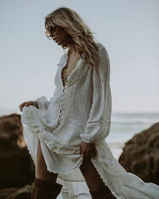 SPELL AND THE GYPSY HANGING ROCK GOWN Medium BNWT ONE DAY SALE 🌟