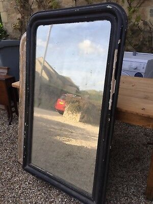 Large Antique French Louis Phillipe Mirror