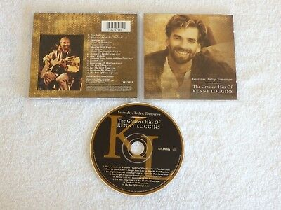 The Greatest Hits of Kenny Loggins: Yesterday, Today, Tomorrow CD, Classic Rock
