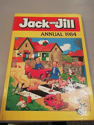Jack And Jill Annual 1984