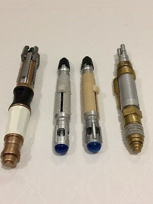 Dr Who Sonic screwdrivers x4