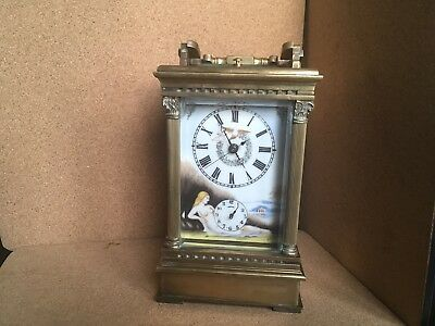French Repeater Carriage Clock