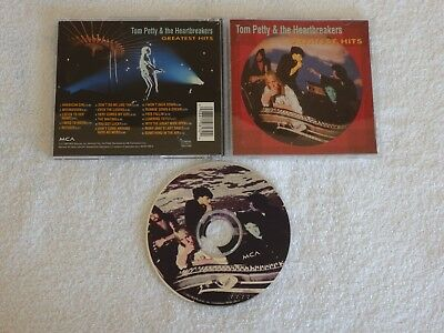 Tom Petty and the Heartbreakers: Greatest Hits CD, Classic Rock, RARE