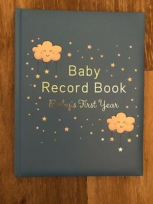 Brand New, Adorable Baby Record Keepsake Book. Brilliant Condition.