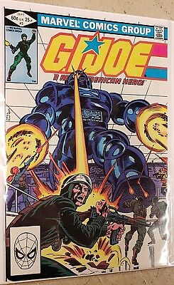 * G.I. Joe #3 (NM+ 9.6) WHITE Pages ORIGINAL OWNER Collection *