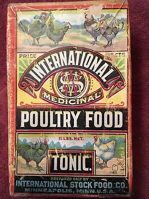 International Stock Food - Poultry Food Tonic