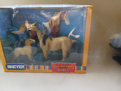 Breyer Classic Spirit and family #751103 New in box. Box never opened.