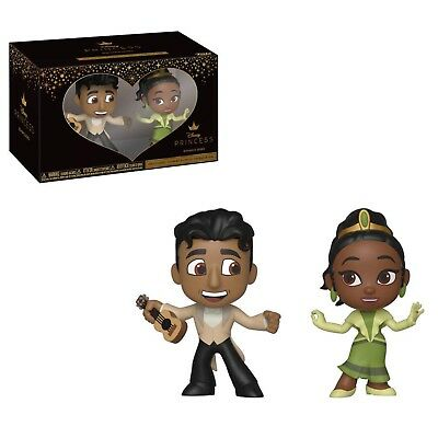 Funko Disney Princess Romance Series Tiana Naveen Figure Set NEW IN STOCK