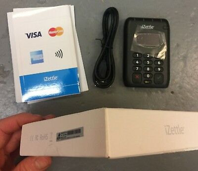 iZettle Chip and Pin Card Reader POS Equipment Machine