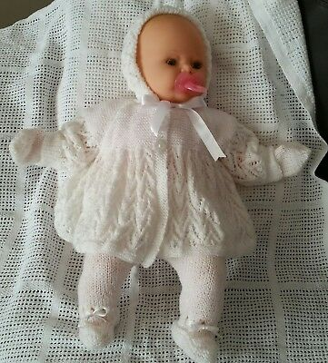 Baby Annabell Doll,  5 Sets Of Clothes, Vest& Dummy 21ins tall please see photos