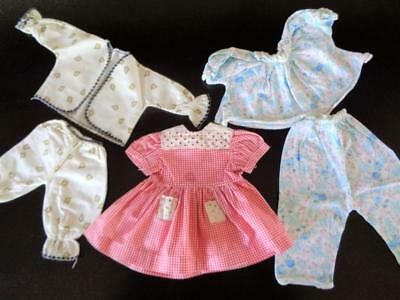"""1950s Vintage Doll Dress Outfits fit 16""""-18"""" Terri Lee Toni Sweet Sue Clothes"""