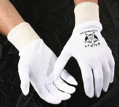 BOXING PUNCH GLOVES- COTTON INNERS, Liners, 1 Pairs Cricket inner, Cotton Insert