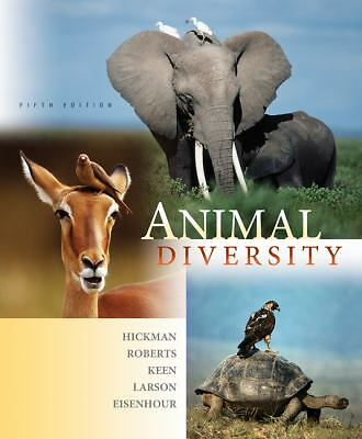 Animal Diversity by Cleveland P., Jr. Hickman, Larry S. Roberts, Susan L. Keen,