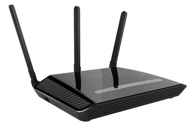 D-Link Wireless AC1200 Dual Band Gigabit ADSL2+/VDSL2 Modem Router
