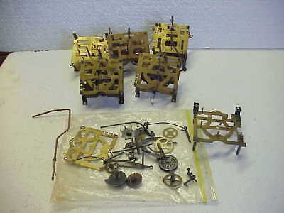 Vintage Used Cuckoo Clock Incomplete Movements &Parts part repair or Steampunk P