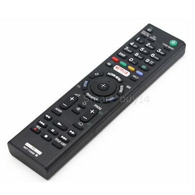 Remote Control RMT-TX200E Replace SONY TV RMF-TX200A RMF-TX300U Replacement AU