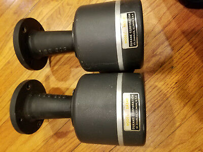 PAIR Dukane 5a540 /Coral m100...matched pair/16ohm...JBL 175 killers!!!