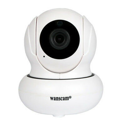 WANSCAM Wireless HD 1080P Network Wifi Indoor Night Vision Security IP Camera