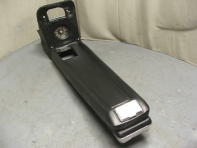 68 Mercury Cougar XR7 4 speed Center Console Will fit 68 Mustang