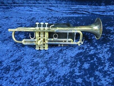Bach Stradivarius Model 37 Trumpet Ser#209408 Great Sound From A Classic Horn