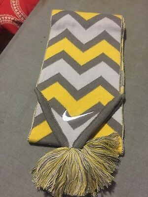 """Nike Scarf 41"""" Long New With tags NWT"""