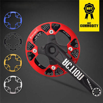 MTB Mountain Bike Crank Protector Chainring Protection Cover 104BCD 32T/36T/40T